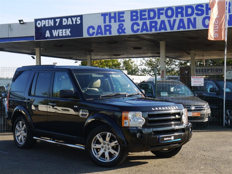 used Land Rover Discovery 3 TDV6 HSE 7 SEAT in sandy-bedfordshire
