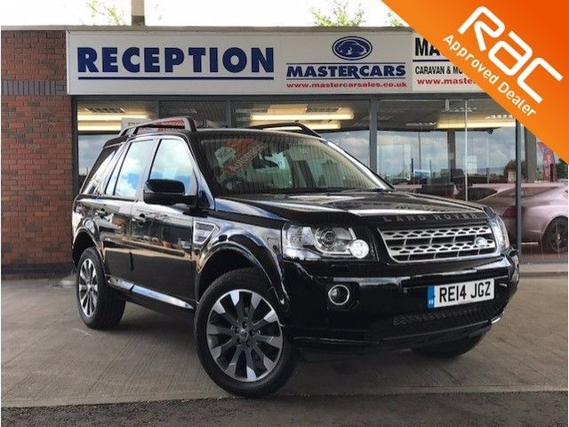 used Land Rover Freelander 2.2 SD4 HSE LUXURY in sandy-bedfordshire