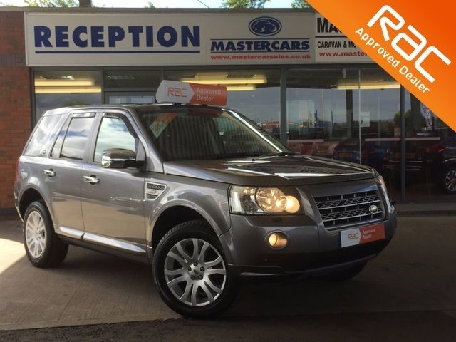 used Land Rover Freelander TD4 E HSE for sale in Sandy Bedfordshire in sandy-bedfordshire