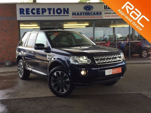 used Land Rover Freelander SD4 HSE LUXURY for sale in Sandy Bedfordshire in sandy-bedfordshire