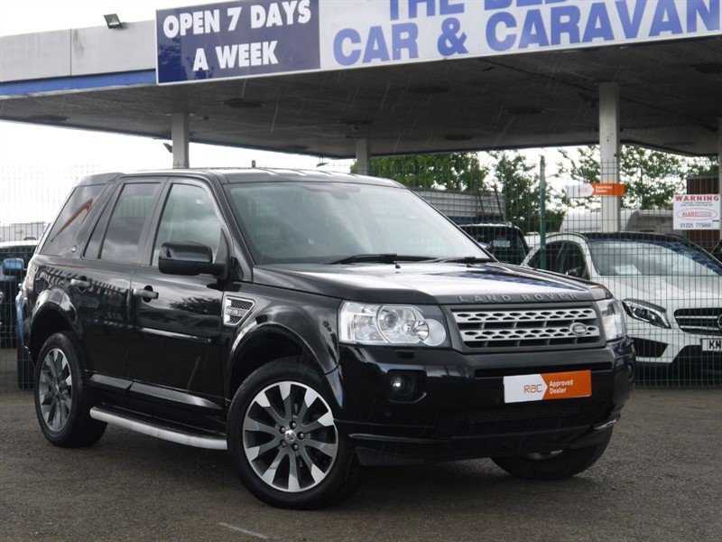 used Land Rover Freelander SD4 HSE Specification  in sandy-bedfordshire