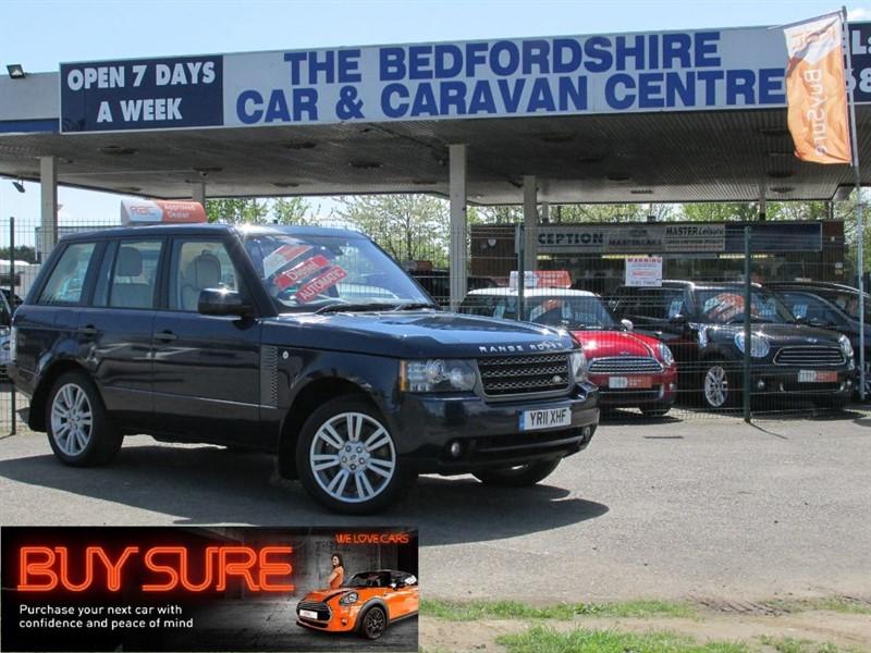 used Land Rover Range Rover TDV8 VOGUE in sandy-bedfordshire