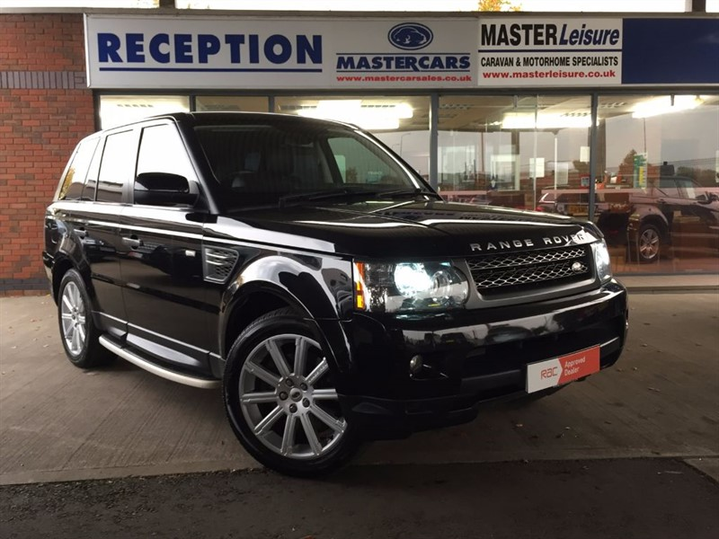 used Land Rover Range Rover Sport HSE For Sale In Sandy Bedfordshire  in sandy-bedfordshire