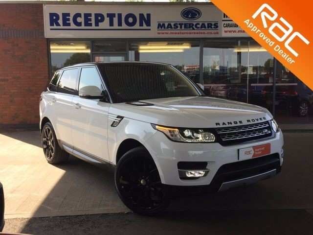 used Land Rover Range Rover Sport SDV6 HSE for sale in Sandy Bedfordshire in sandy-bedfordshire