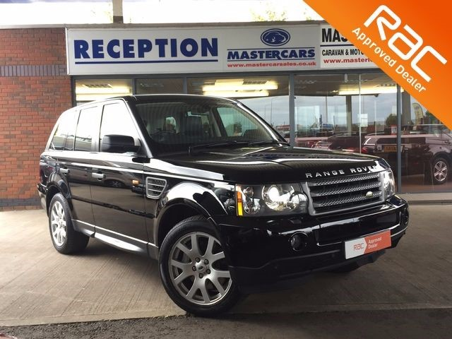 used Land Rover Range Rover Sport LOW MILES TDV6 SPORT HSE in sandy-bedfordshire