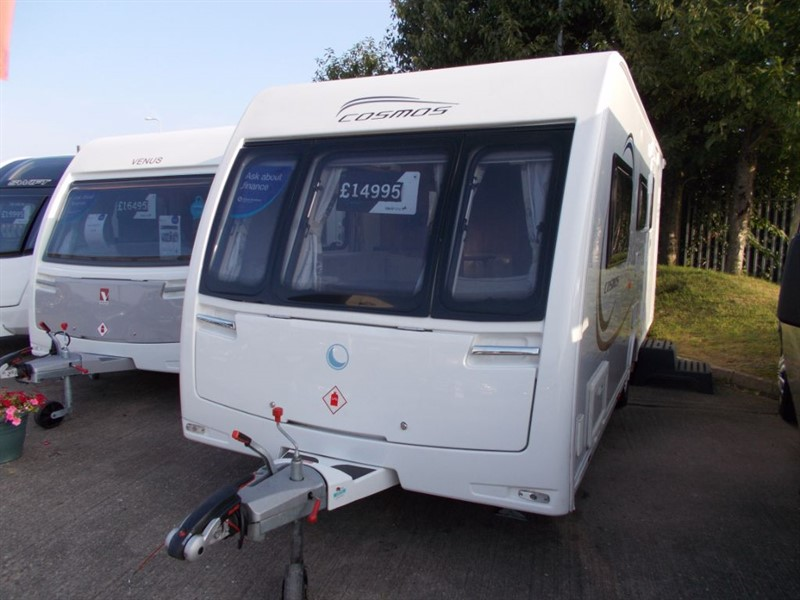 used Lunar  Cosmos 524 Family Layout in sandy-bedfordshire