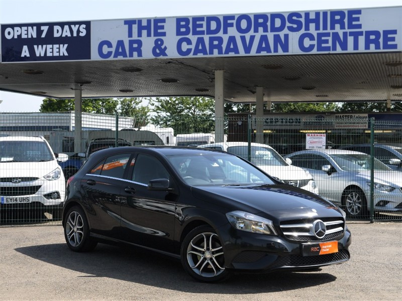 used Mercedes A200 Automatic A Class Sport £30 tax 65 MPG! in sandy-bedfordshire
