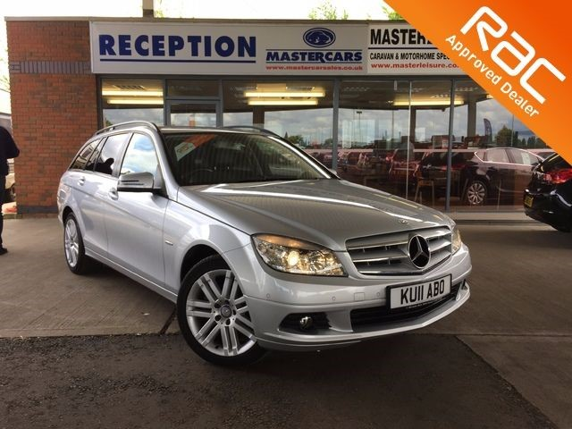 used Mercedes C220 2.1 CDI BLUEEFFICIENCY EXECUTIVE SE  in sandy-bedfordshire