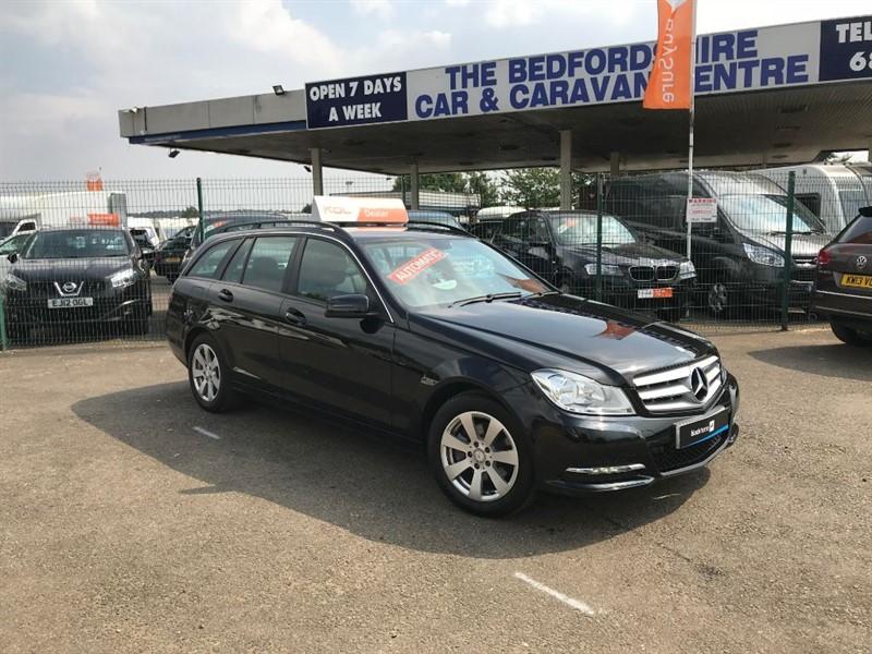 used Mercedes C220 Estate Car For Sale in sandy-bedfordshire