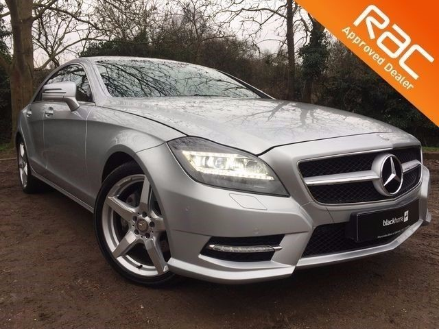 used Mercedes CLS CLS350 CDI BLUEEFFICIENCY AMG SPORT in sandy-bedfordshire