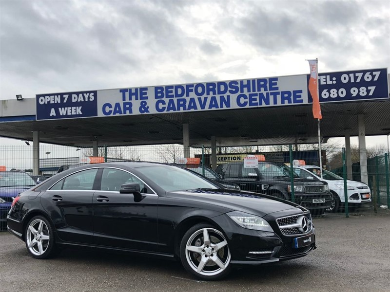 used Mercedes CLS CLS350 CDI SPORT AMG in sandy-bedfordshire