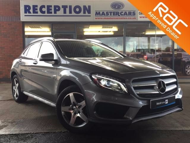 used Mercedes GLA220 AMG for sale in sandy-bedfordshire