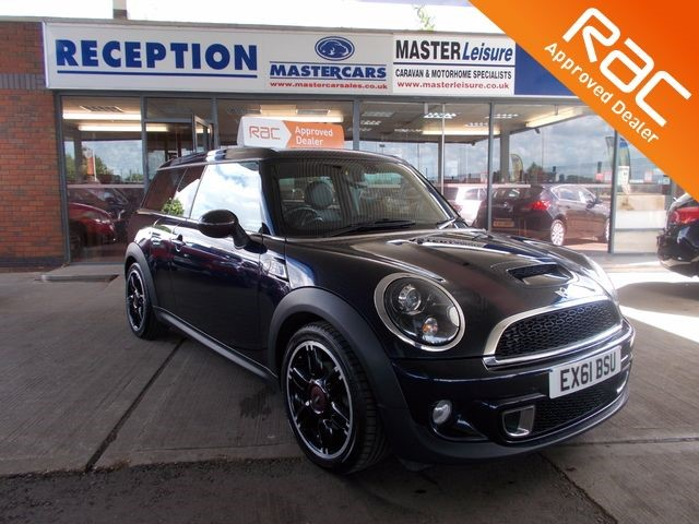 used MINI Clubman COOPER SD HAMPTON in sandy-bedfordshire