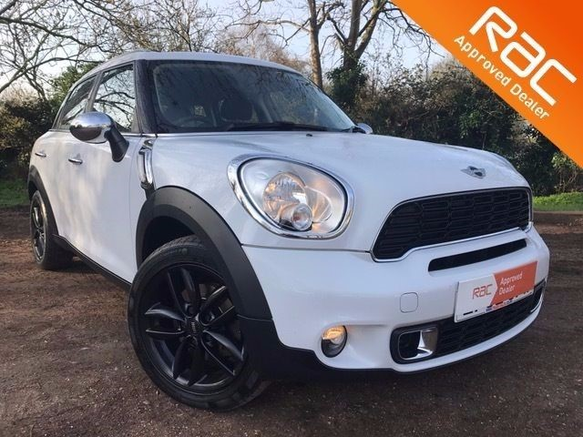 used MINI Countryman COOPER S Diesel in sandy-bedfordshire