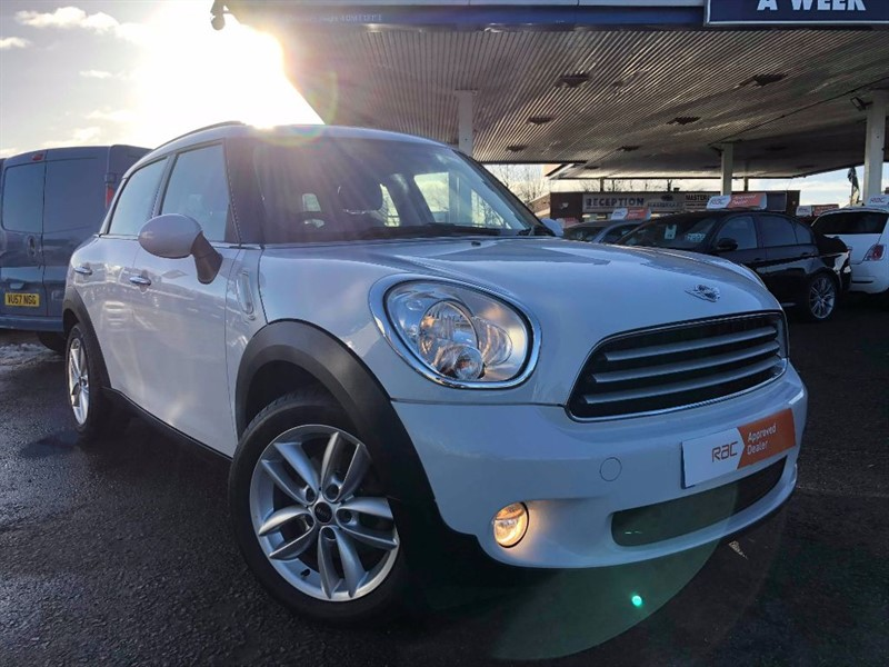 used MINI Countryman COOPER D in sandy-bedfordshire