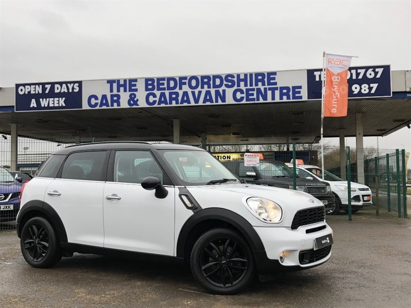 used MINI Countryman For Sale in sandy-bedfordshire