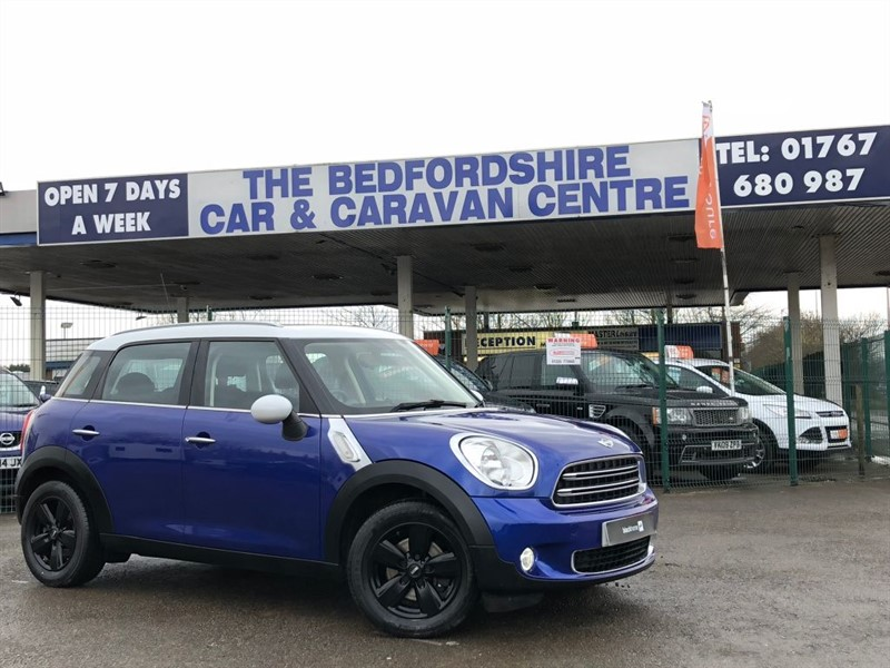 used MINI Countryman COOPER in sandy-bedfordshire