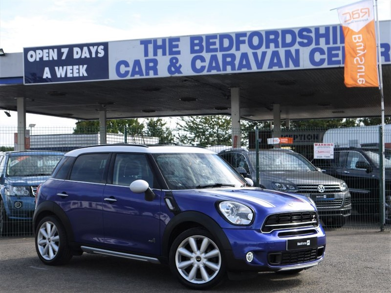 used MINI Countryman COOPER S ALL4 in sandy-bedfordshire