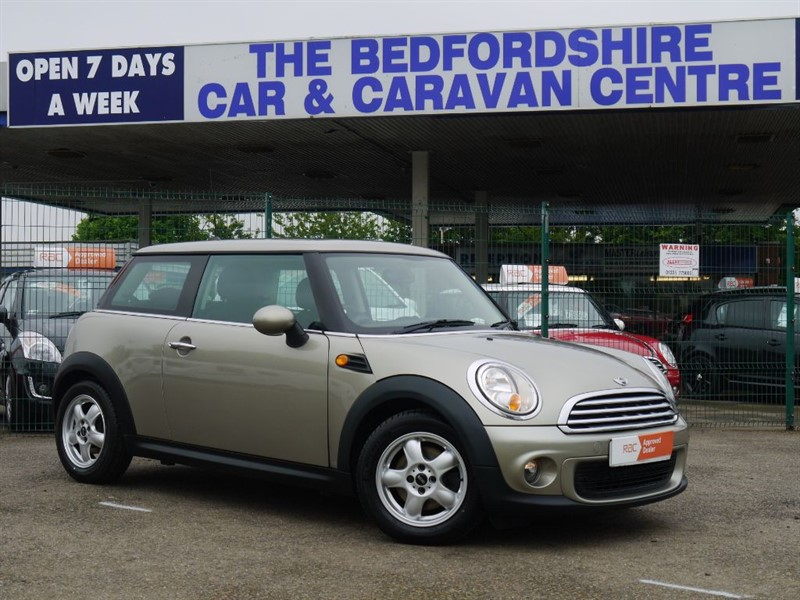 used MINI Hatch COOPER 1.6 3 door in sandy-bedfordshire
