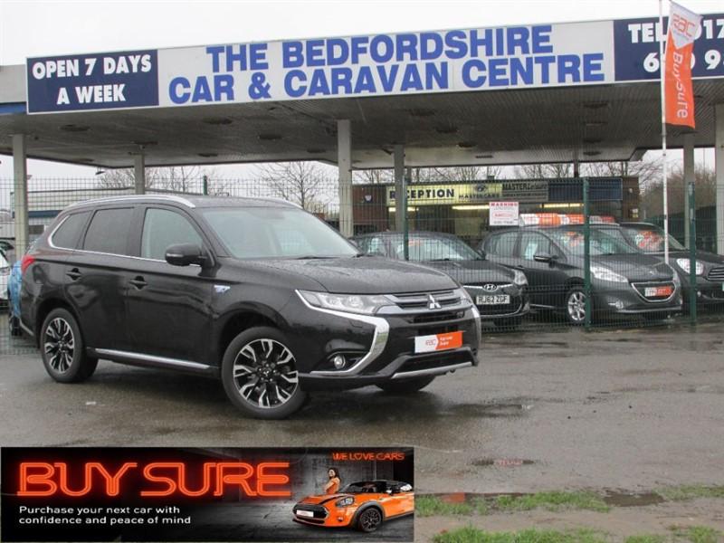 used Mitsubishi Outlander GX 4Hs PHEV in sandy-bedfordshire