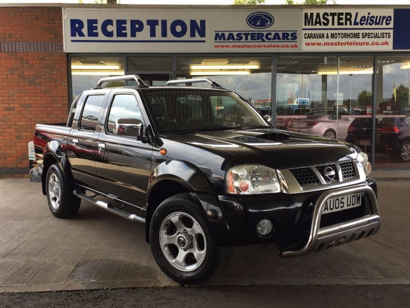 used Nissan  PICK-UP DCB NAVARA OUTLAW 4X4 DI SWB in sandy-bedfordshire