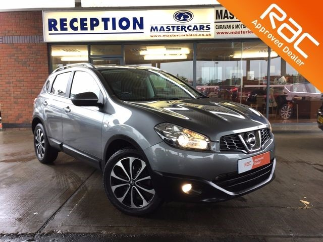 used Nissan Qashqai 2.0 N-TEC DCI 4WD in sandy-bedfordshire