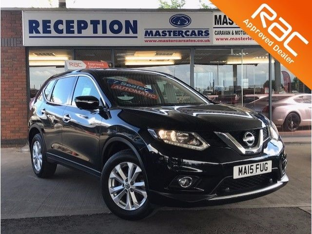 used Nissan X-Trail 1.6 DCI ACENTA XTRONIC 7 Seats in sandy-bedfordshire