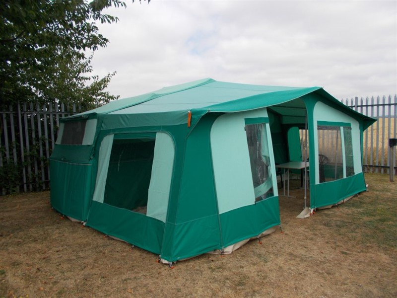 used Pennine leisure  6 Berth Trailer Tent in sandy-bedfordshire