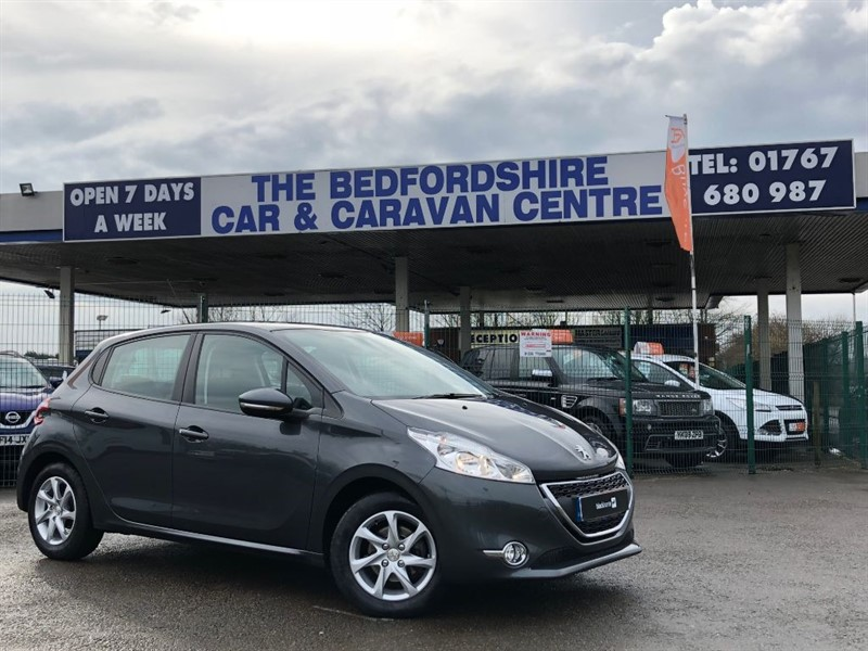used Peugeot 208 ACTIVE in sandy-bedfordshire
