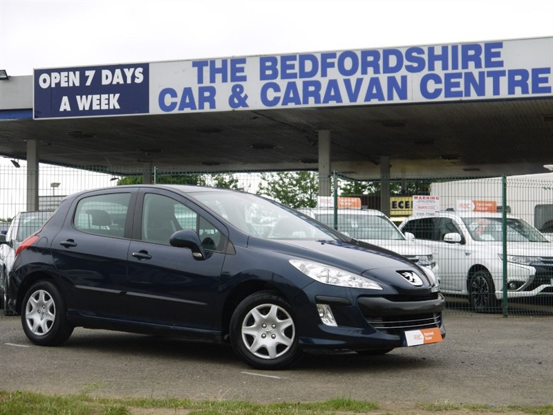 used Peugeot 308 S in sandy-bedfordshire