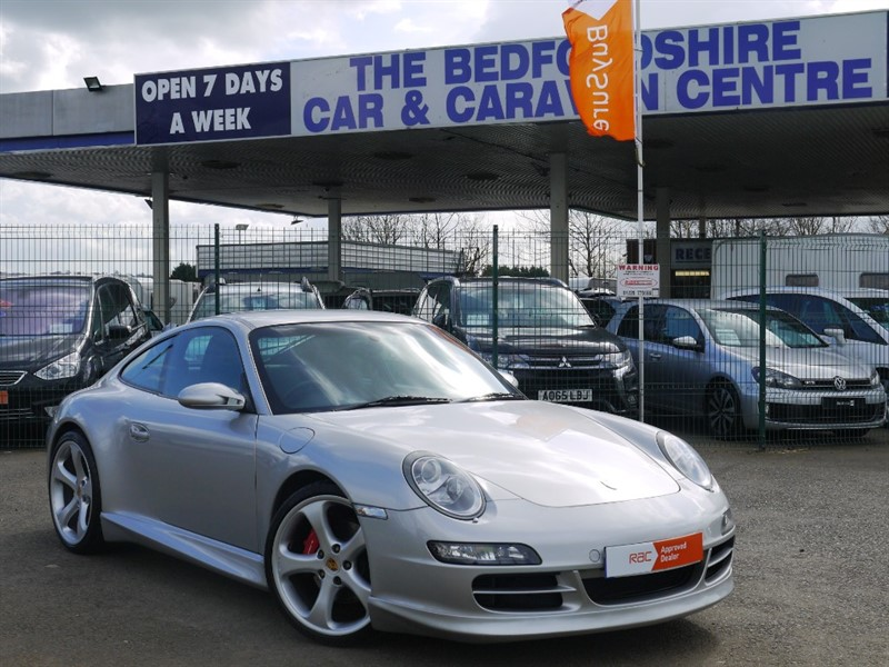 used Porsche 911 Carrera 4 S 3.8 Automatic in sandy-bedfordshire