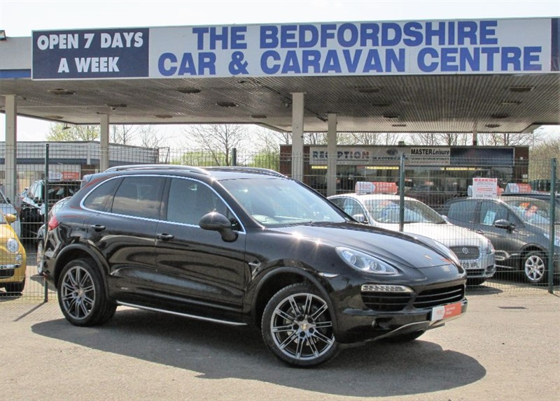 used Porsche Cayenne D V6 TIPTRONIC S in sandy-bedfordshire
