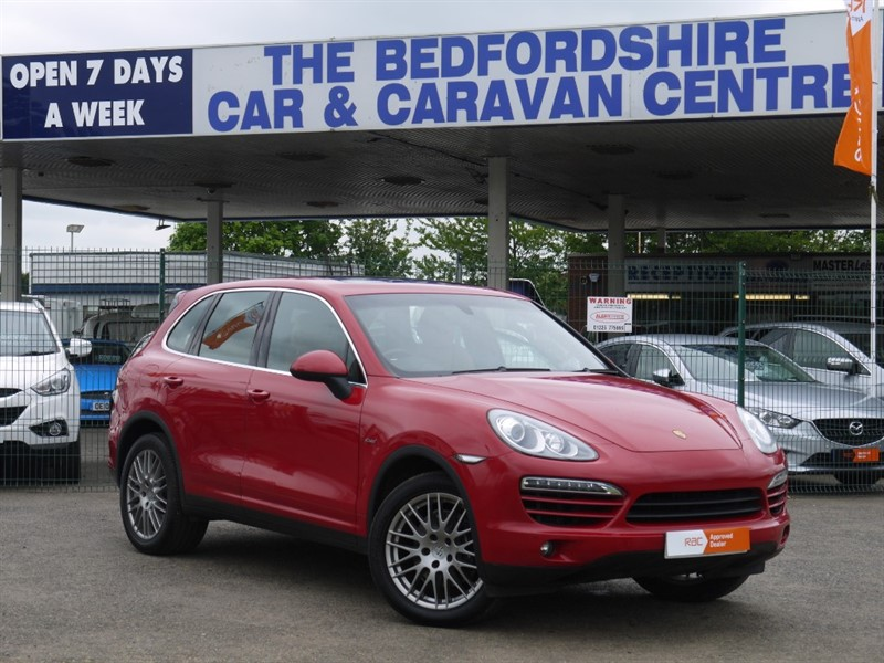 used Porsche Cayenne D V6 TIPTRONIC in sandy-bedfordshire
