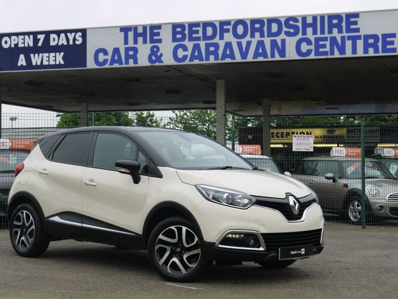 used Renault Captur DYNAMIQUE S NAV TCE in sandy-bedfordshire