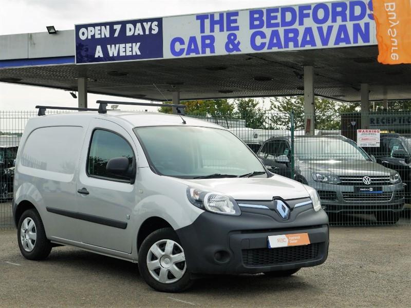 used Renault Kangoo ML20 ZE Electric Van in sandy-bedfordshire