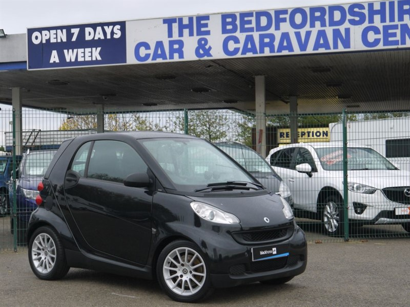 used Smart Car Fortwo Coupe PASSION MHD in sandy-bedfordshire