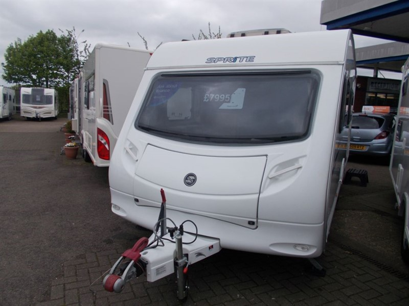 used Sprite Major 6  6 Berth With End Bunks in sandy-bedfordshire