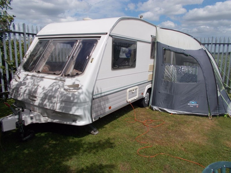 used Sterling  Europa 500 ES Sorry Now Sold in sandy-bedfordshire