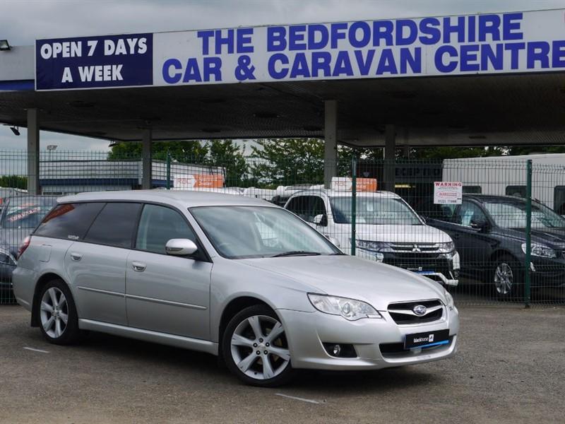 used Subaru Legacy R SPORTS TOURER AWD in sandy-bedfordshire
