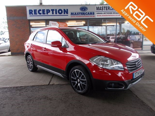 used Suzuki SX4 1.6 S-CROSS SZ-T in sandy-bedfordshire