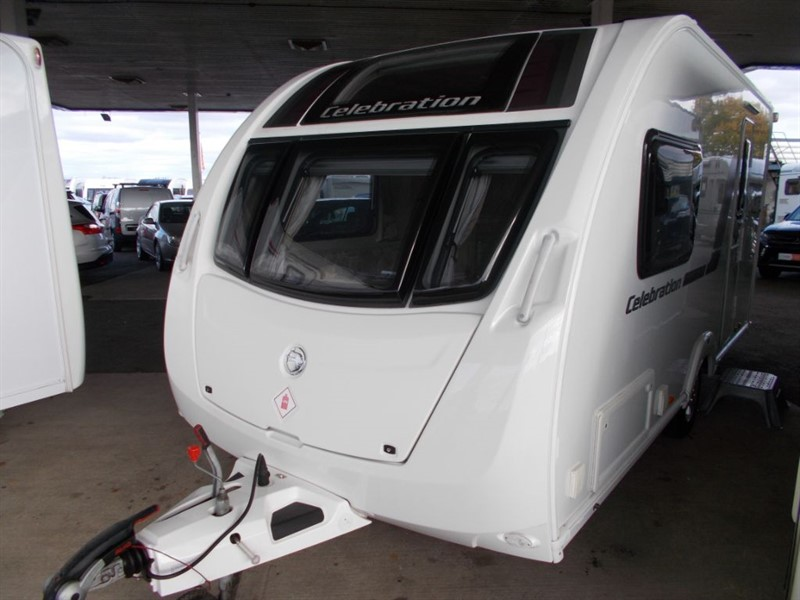 used Swift Celebration  442 2 Berth Large End bathroom  in sandy-bedfordshire