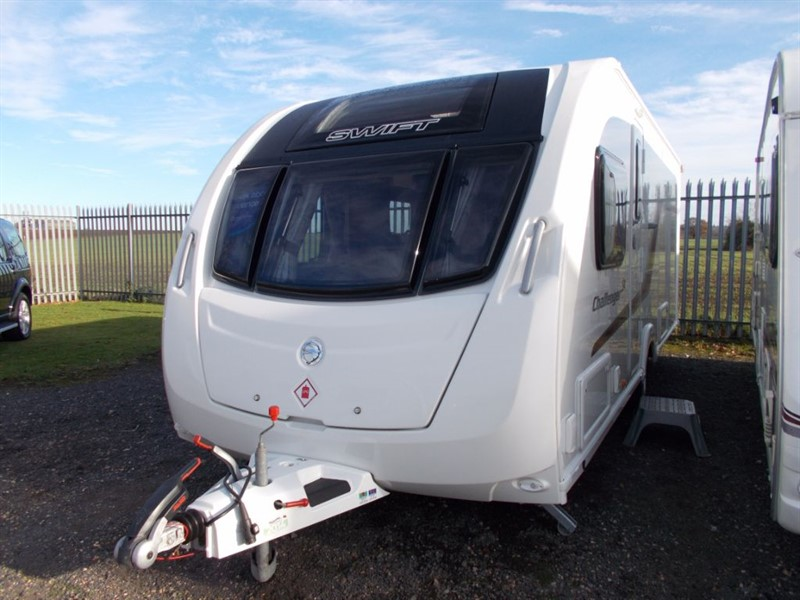 used Swift Challenger  580 Island 4 berth  in sandy-bedfordshire