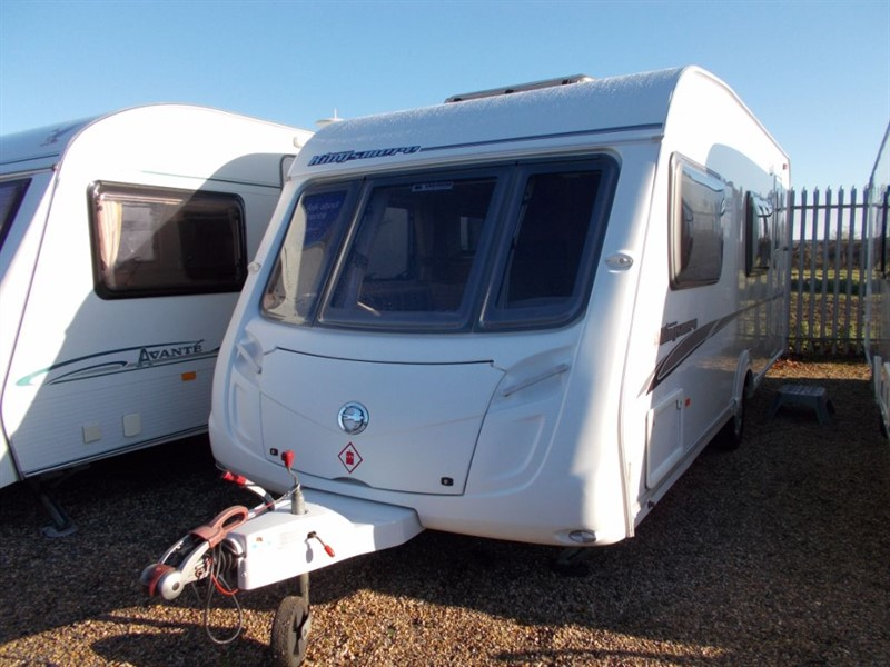 used Swift Charisma  Kingsmere 570  GT 6 Berth in sandy-bedfordshire