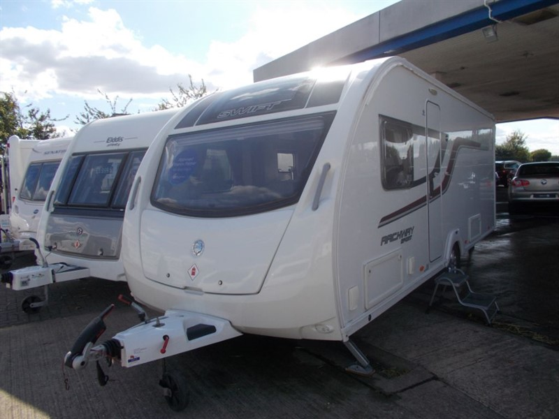 used Swift Sprite  Archway  Tywell Sport Island  bed in sandy-bedfordshire