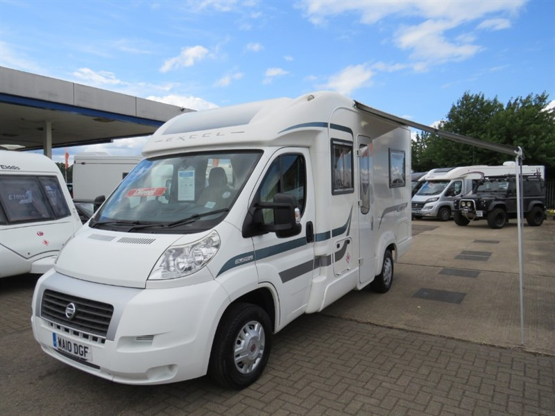 used Swift  Autotrail 600B 4 Berth Fixed Bed in sandy-bedfordshire