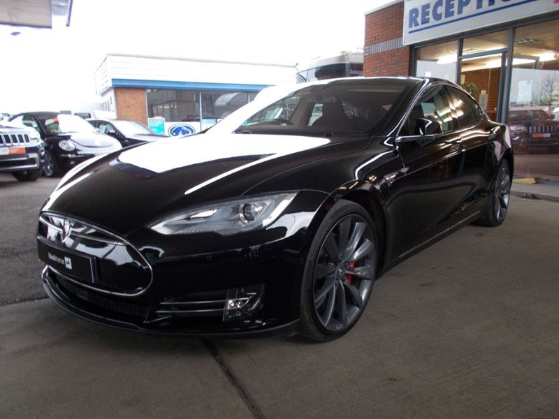 used black tesla model s for sale bedfordshire. Black Bedroom Furniture Sets. Home Design Ideas
