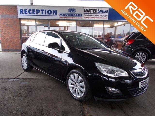 used Vauxhall Astra 1.4 petrol ES TECHS/S in sandy-bedfordshire