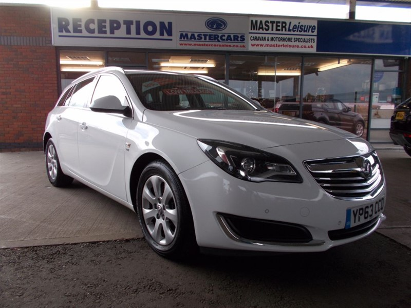 used Vauxhall Insignia SE CDTI in sandy-bedfordshire