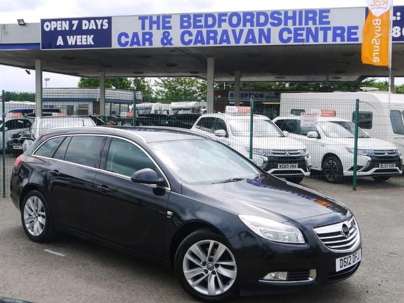 used Vauxhall Insignia SRI CDTI Estate in sandy-bedfordshire