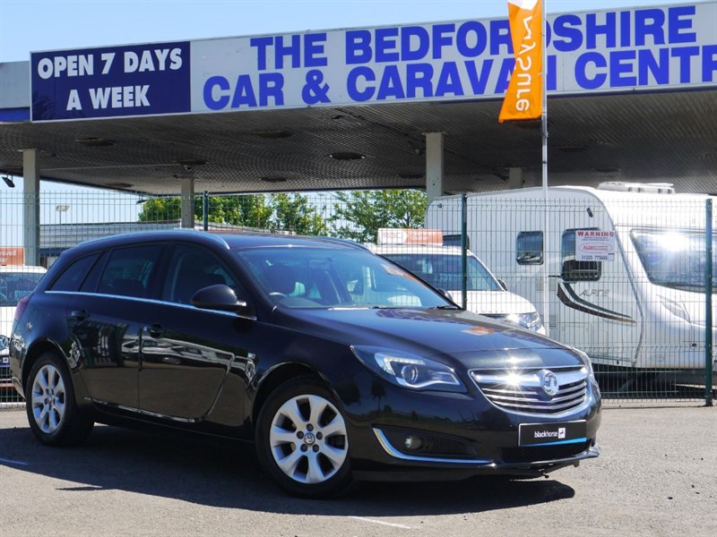 used Vauxhall Insignia SRI CDTI Estate Car For Sale in sandy-bedfordshire